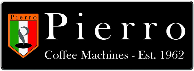 pierro coffee machine and grinder
