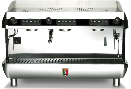 quality italian espresso machines from Pierro